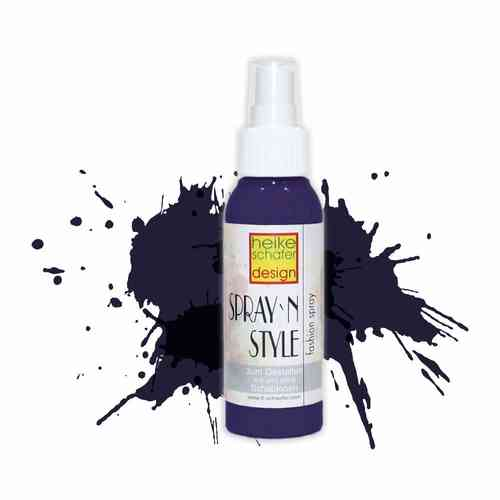 Spray`n Style/Fashion Fashion Spray für Textilien - Lavenderblau - 100 ml