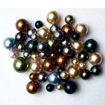 Schmuck-Design Set - Swarovski Crystal Pearls - Ø 6 mm - 12 mm